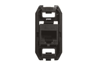 SOPORTE C/CONECT INFORM RJ45 CAT6
