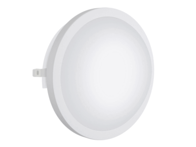 APLIQUE PARED FAR IP54 LED 12W 40K BL CIRCULAR