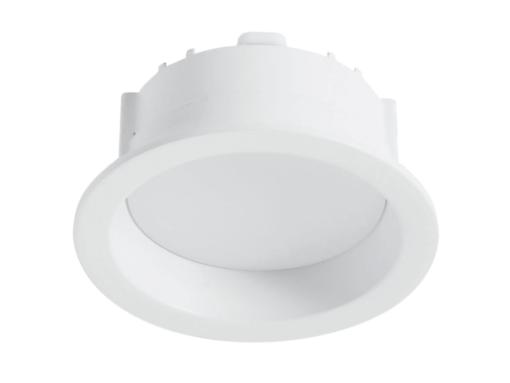 Empotrable techo CALYPSO2 IP44 LED SMD 5W 3000K Blanco