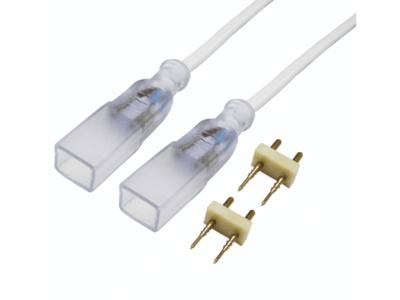 CABLE CX 2 TIRAS LED 220V IP65 2835