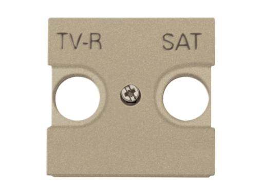 TAPA TOMA TV-R/SAT ZENIT CV