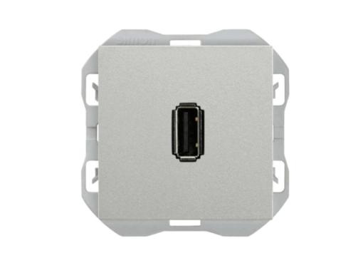 CONECTOR USB SIMON 270 DATOS TIPO A ALUMINIO