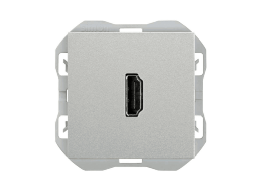 CONECTOR HDMI SIMON 270 H-H ALUMINIO