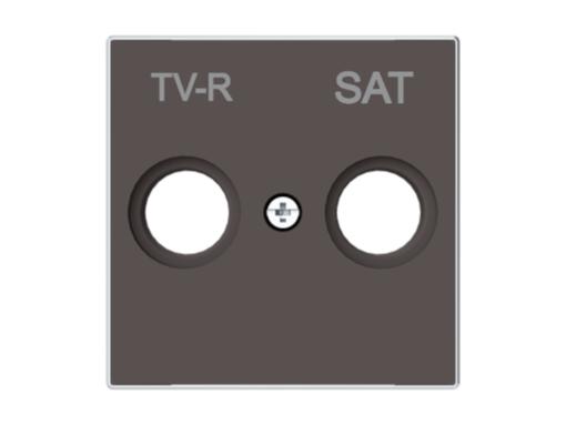 TAPA TOMA TV+R/SAT SKY NIESSEN TAUPE