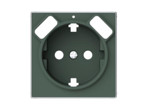 TAPA BASE SCHUKO + DOBLE CARGADOR USB SKY NIESSEN COMODORO