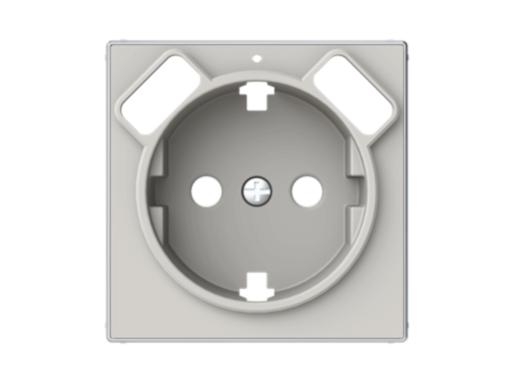 TAPA BASE SCHUKO + DOBLE CARGADOR USB SKY NIESSEN DUNA