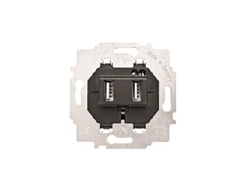 CARGADOR USB P/CGA. ALIM. DISPOSITIVOS MOV.2 CX. USB TIPO A