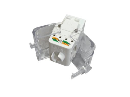 CONECTOR UTP RJ45 H CAT.6